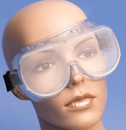 Vollsichtbrille  COVERALL