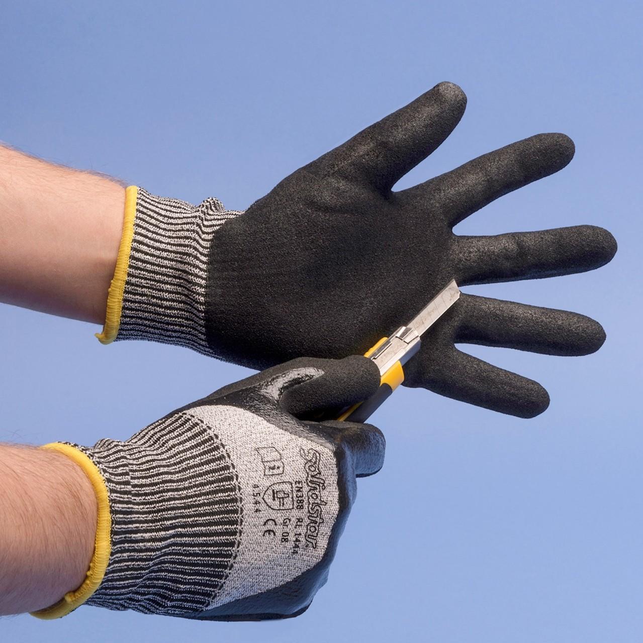 Schutzhandschuhe |CUT DOUBLE DIPPED