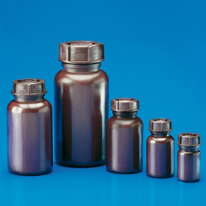 Lichtschutz-Weithalsflaschen