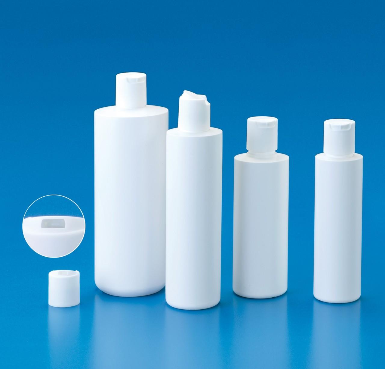 Rundflaschen 150 - 500 ml |mit Disc-Top-Verschluss