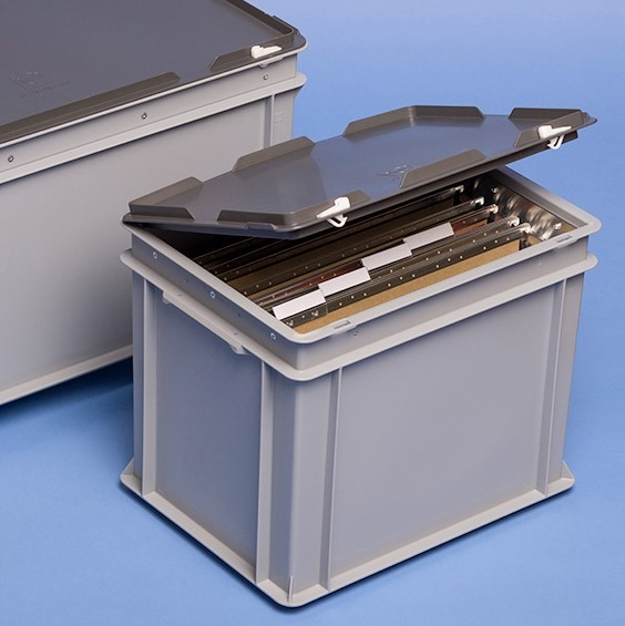 Register-Boxen