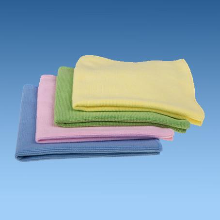 Microfaser-Tücher farbig |40 x 40 cm