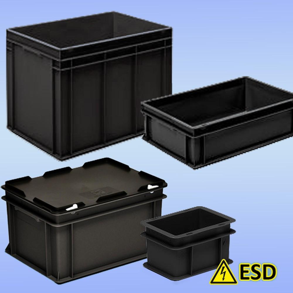 Rako ESD Lager- und Transportbehälter