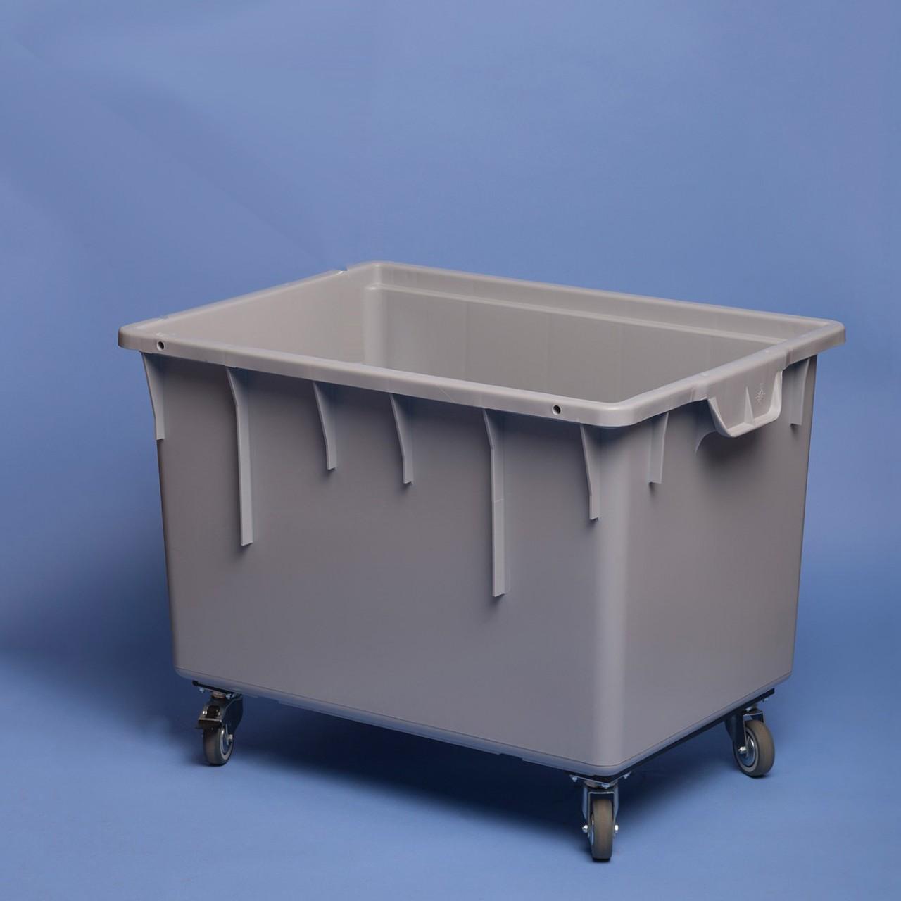 Standard-Behälter mit Rollen|800 x 600 x 610 mm