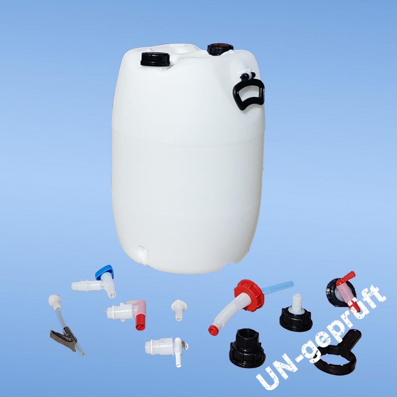 Ergo-Fass 60 Liter |UN-Zulassung