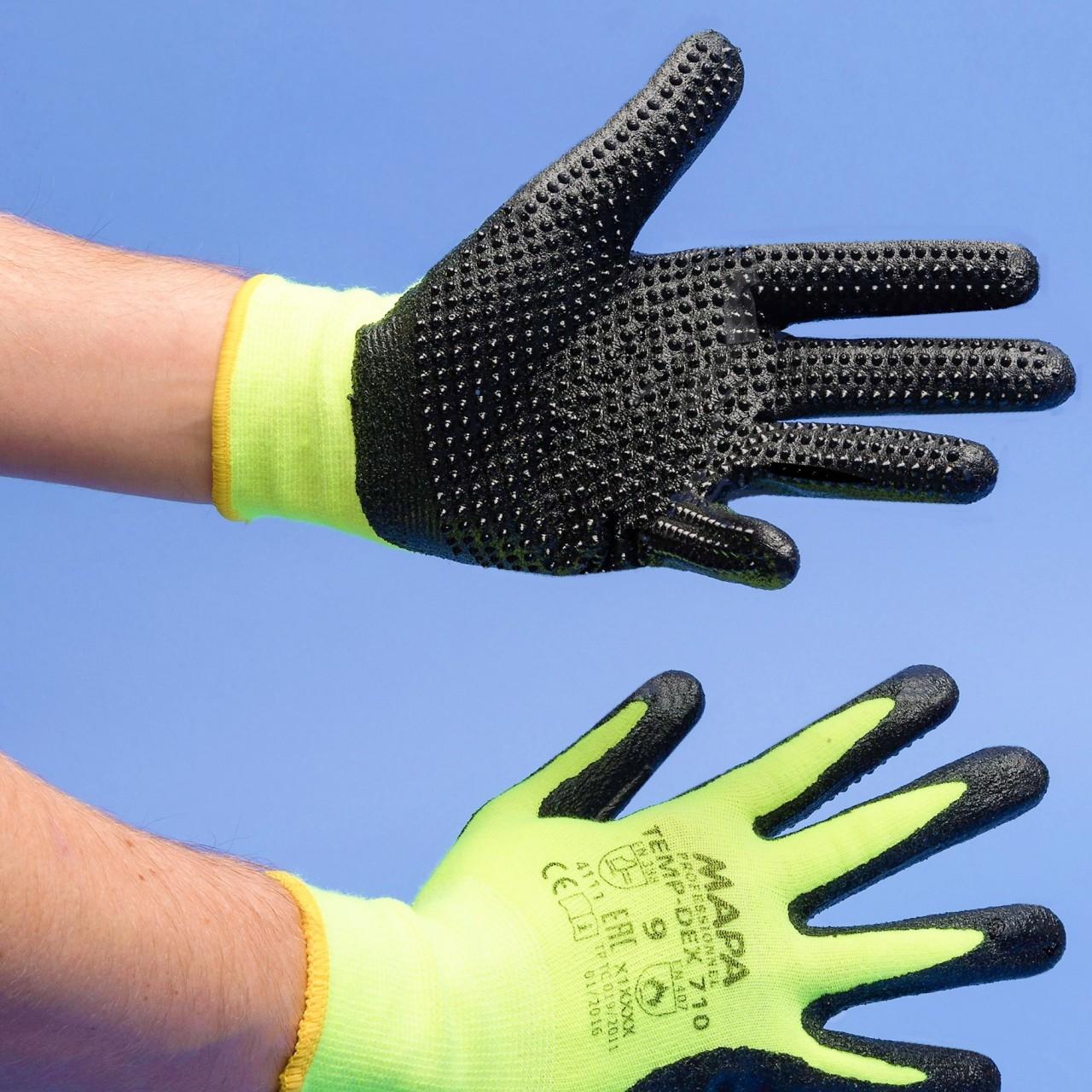 Hitzeschutz-Handschuh |HOT-TOUCH