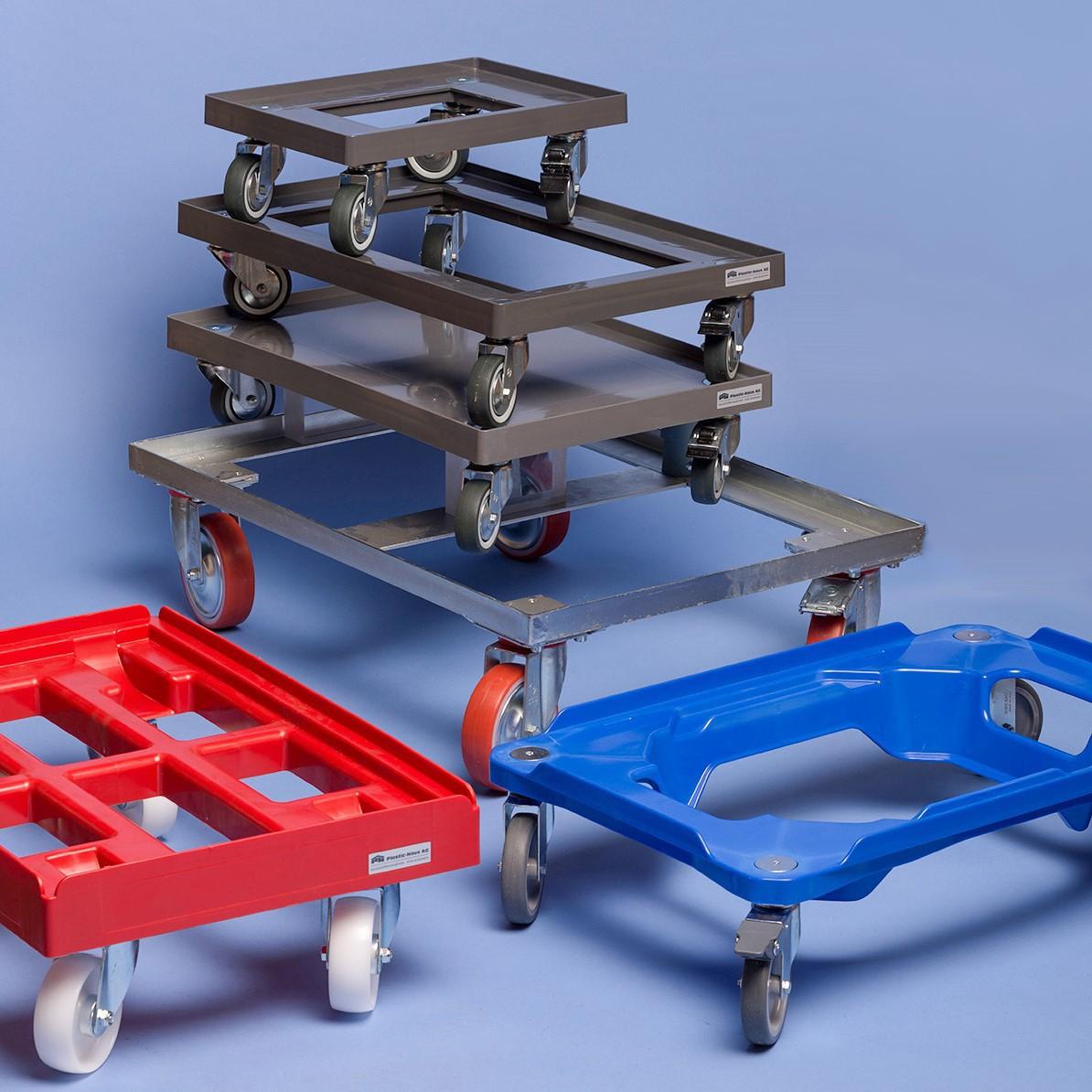 Roller |zu Standard- und Rako-Behältern