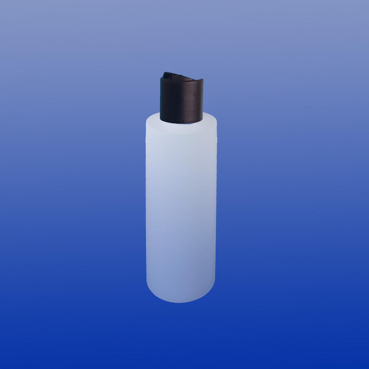 Rundflasche 200 ml |mit Disctop-Verschluss