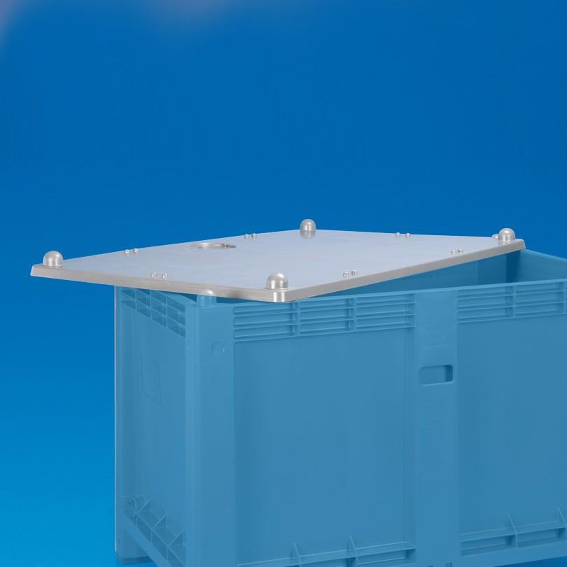 Deckel zu Palett-Container |1200 x 800 mm