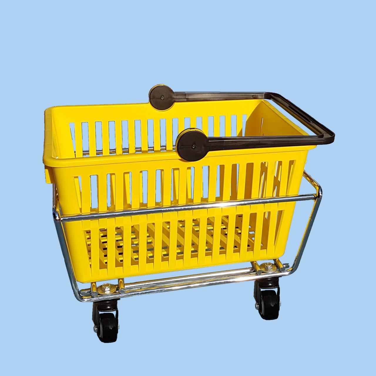 Korbwagen|zu Henkel Tragkorb