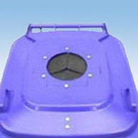 Manschette |z.B. für PET-Recycling