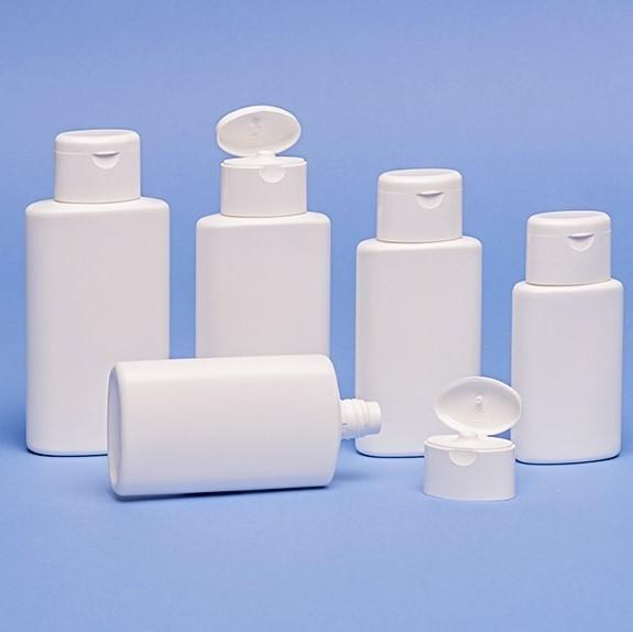 Oval-Flaschen TREND |mit Klappscharnier-Verschluss