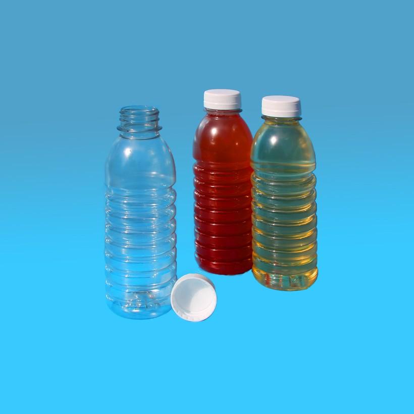 PET-Flasche HOT-FILL |mit Garantieverschluss
