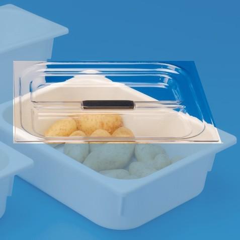 Auflage-Deckel |zu Schalen Gastro-Norm