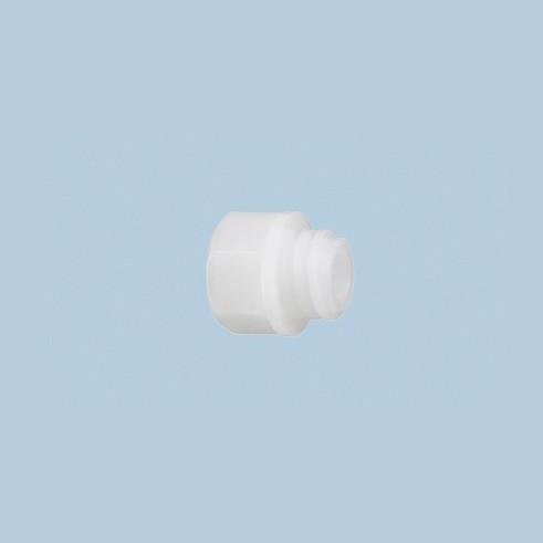 """Adapter mit Breitgewinde (aussen) 22 mm auf Rp 1/2"""""""