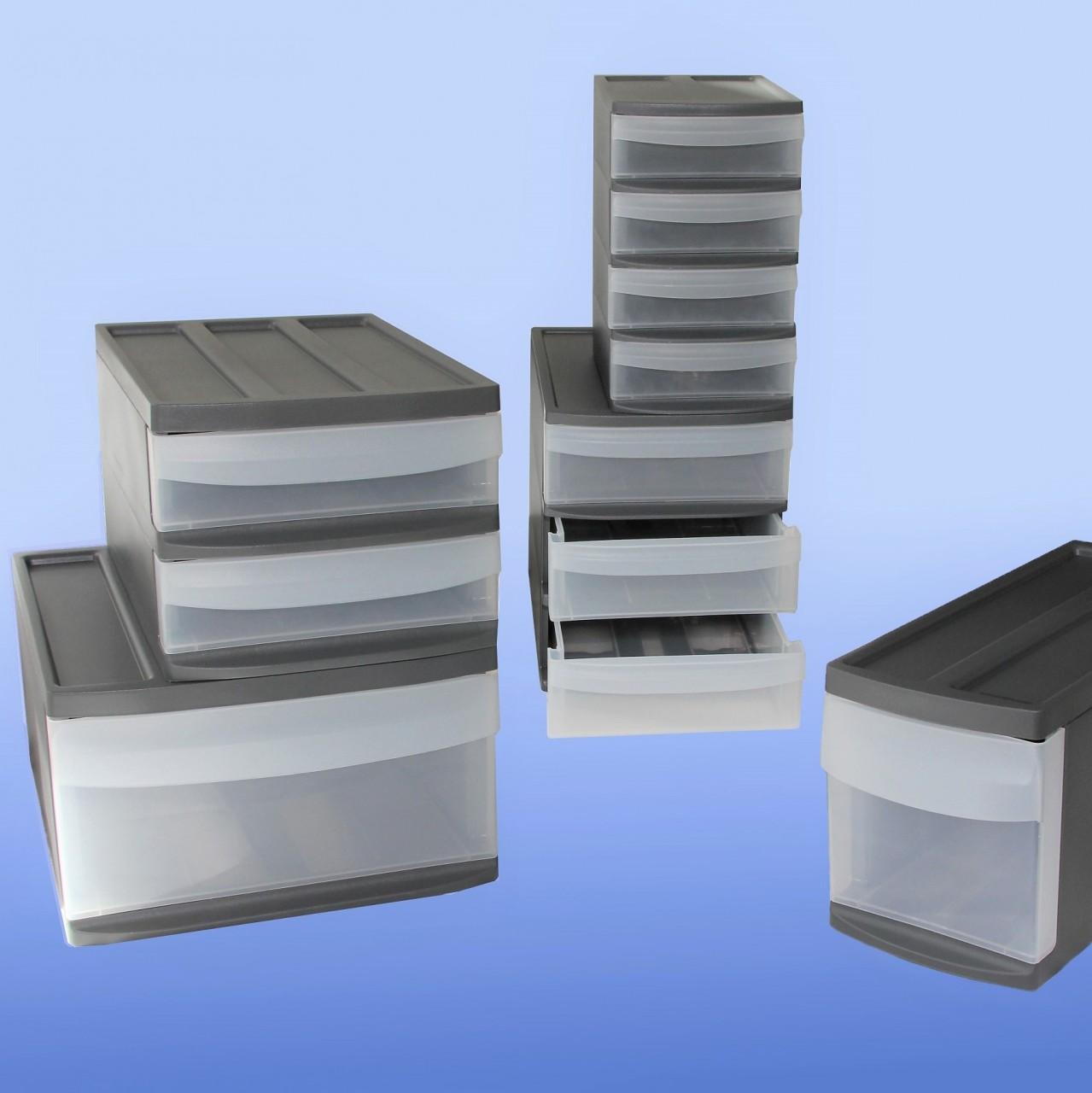 Schubladen-Frontboxen