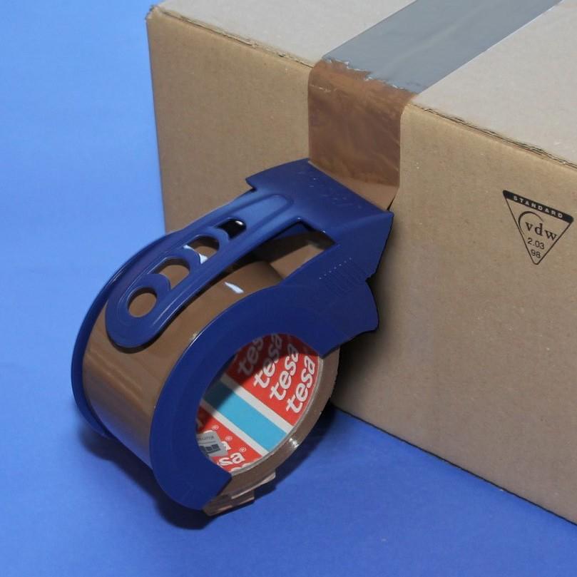 PVC-Packband (66 Lfm.) |integriert in Abrollkartusche