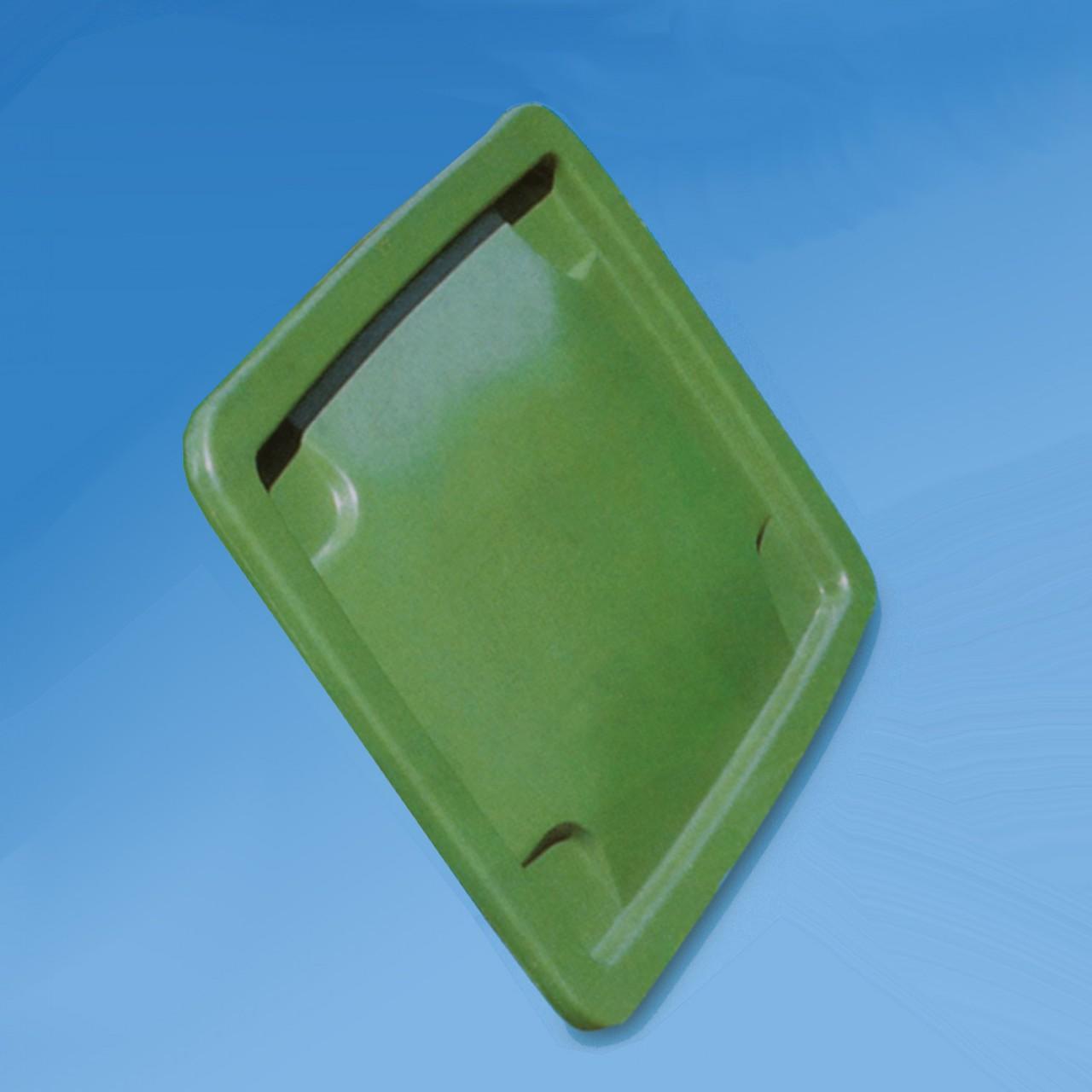 Deckel in grün |zu Vielzweckbehälter