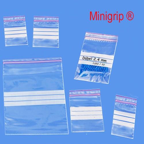 Original Minigrip® |MIT STREIFEN