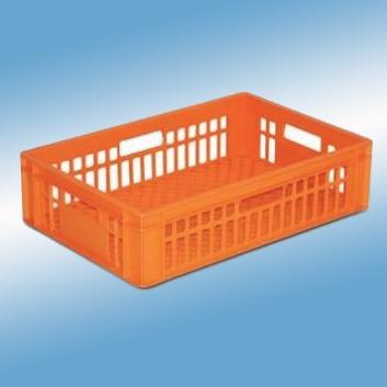 Bäckerei-Gebinde, orange |600 x 400 x 150 mm