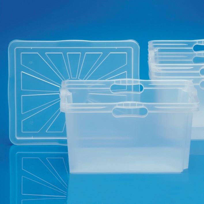 Stapel- und Schachtelbehälter