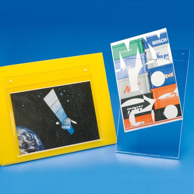 Plakattaschen |für Wandmontage