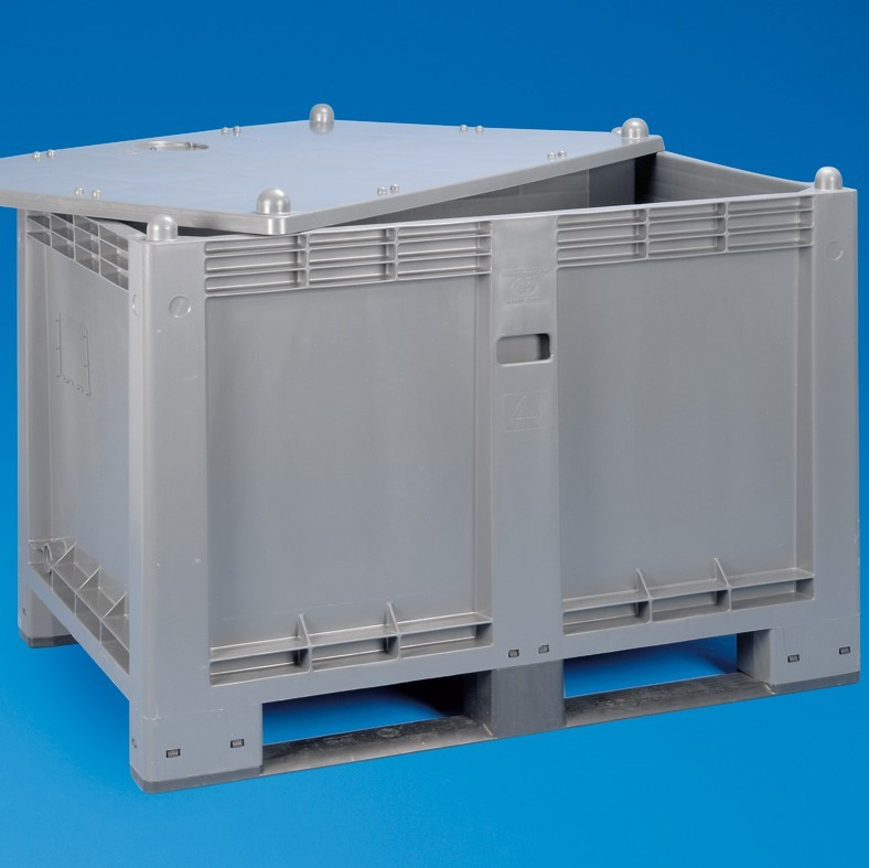 Palett-Container 500 Lit.|1200 x 800 x 800 mm
