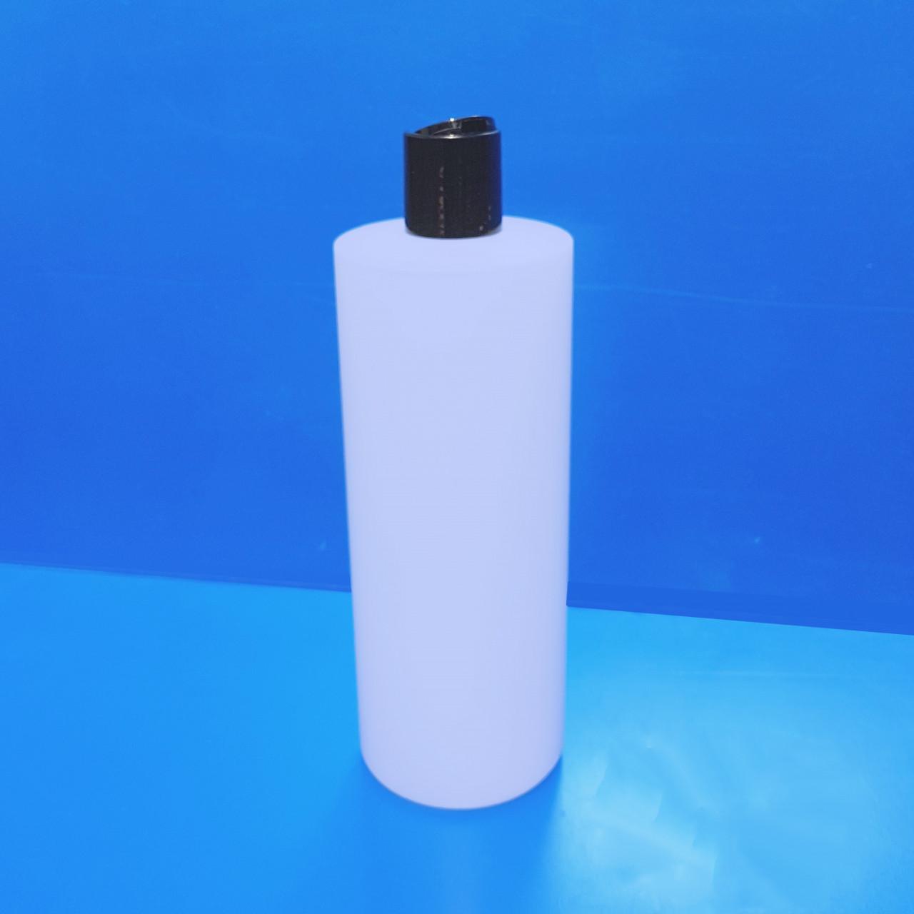 Rundflasche 500 ml |mit Disctop-Verschluss