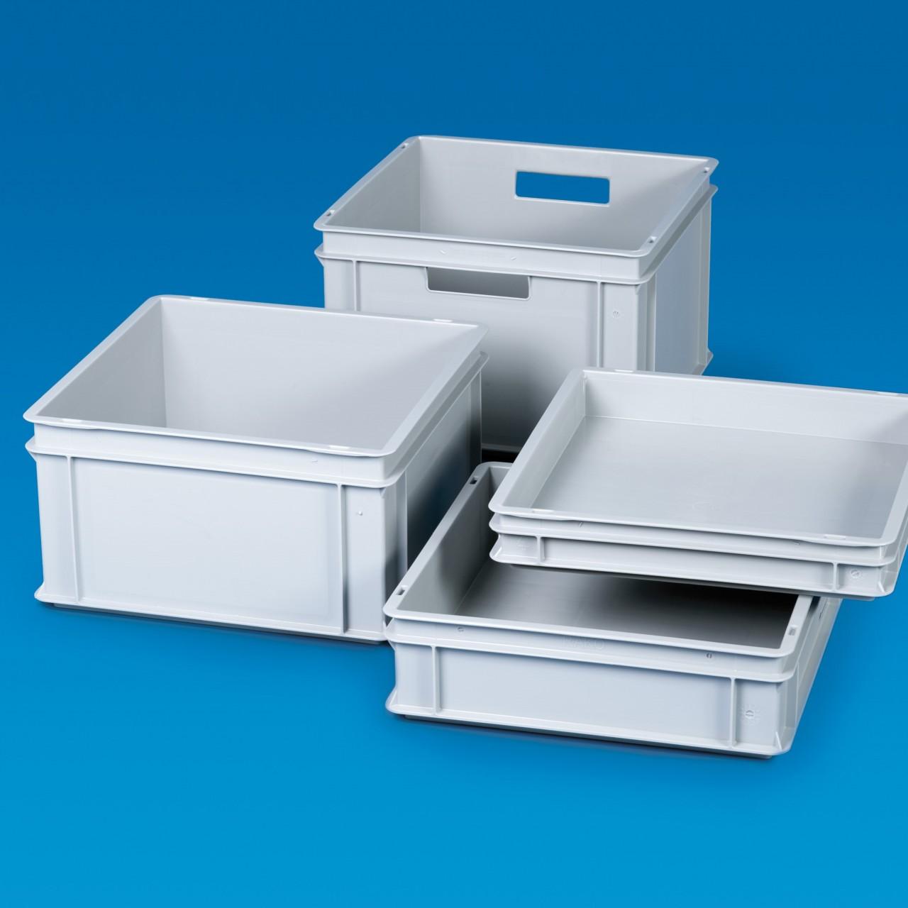 Rako-Behälter |Grundfläche 400 x 400 mm