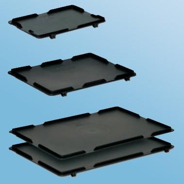 Scharnier-Deckel |zu Rako-ESD-Behälter