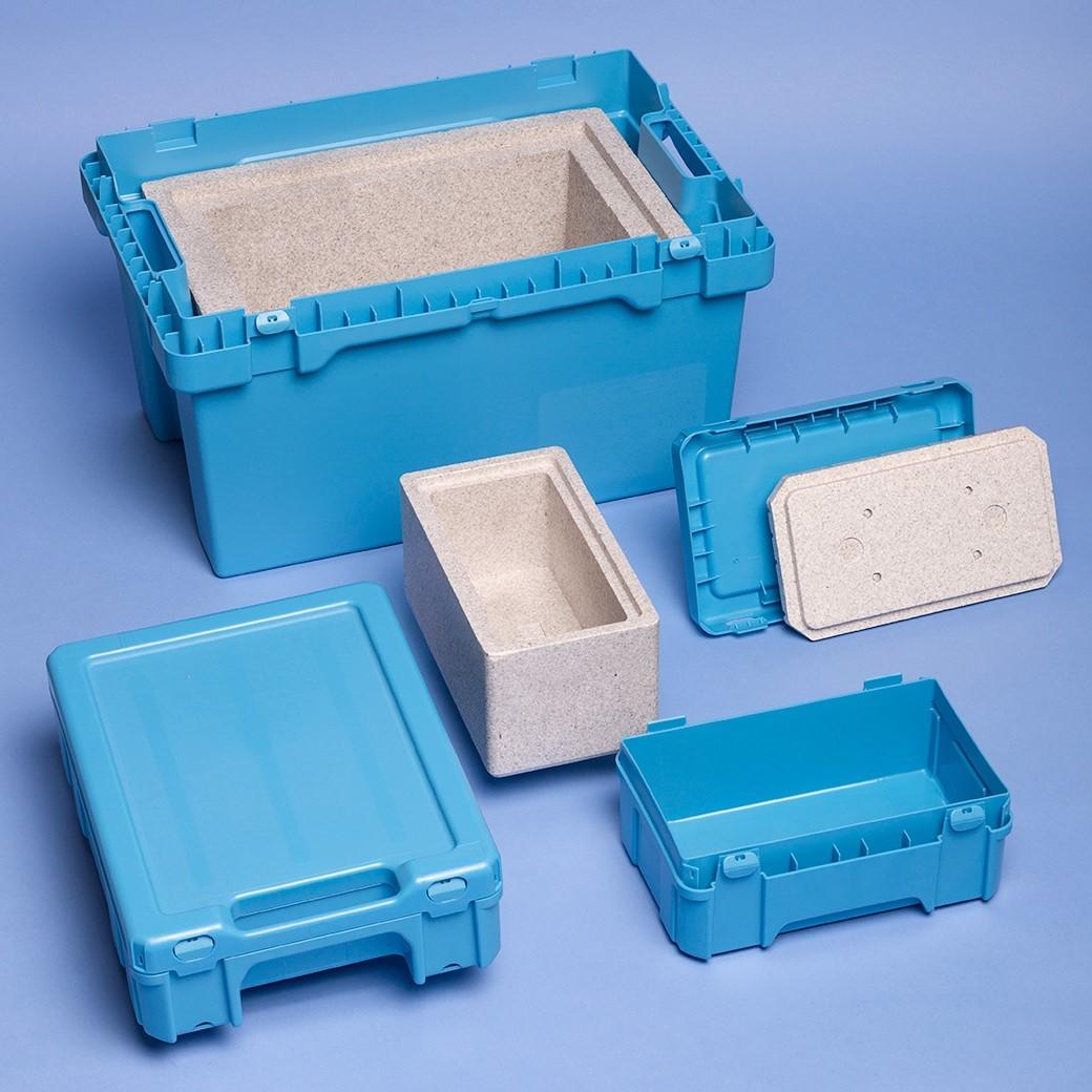 Versandbehälter POOLBOX