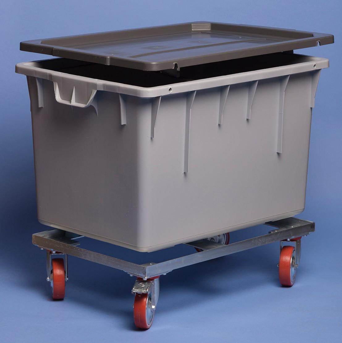 Standard-Behälter MAMMUT|800 x 600 x 500 mm