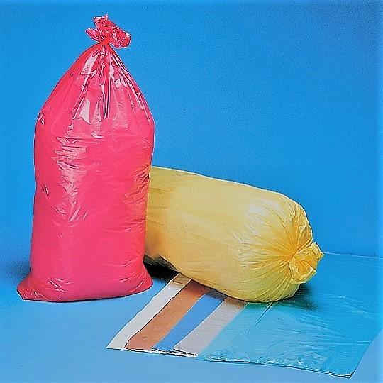 Wäsche- und Abfallbeutel 120 Liter farbig