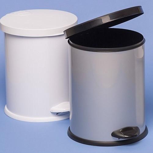 Treteimer 12 Liter |aus Metall