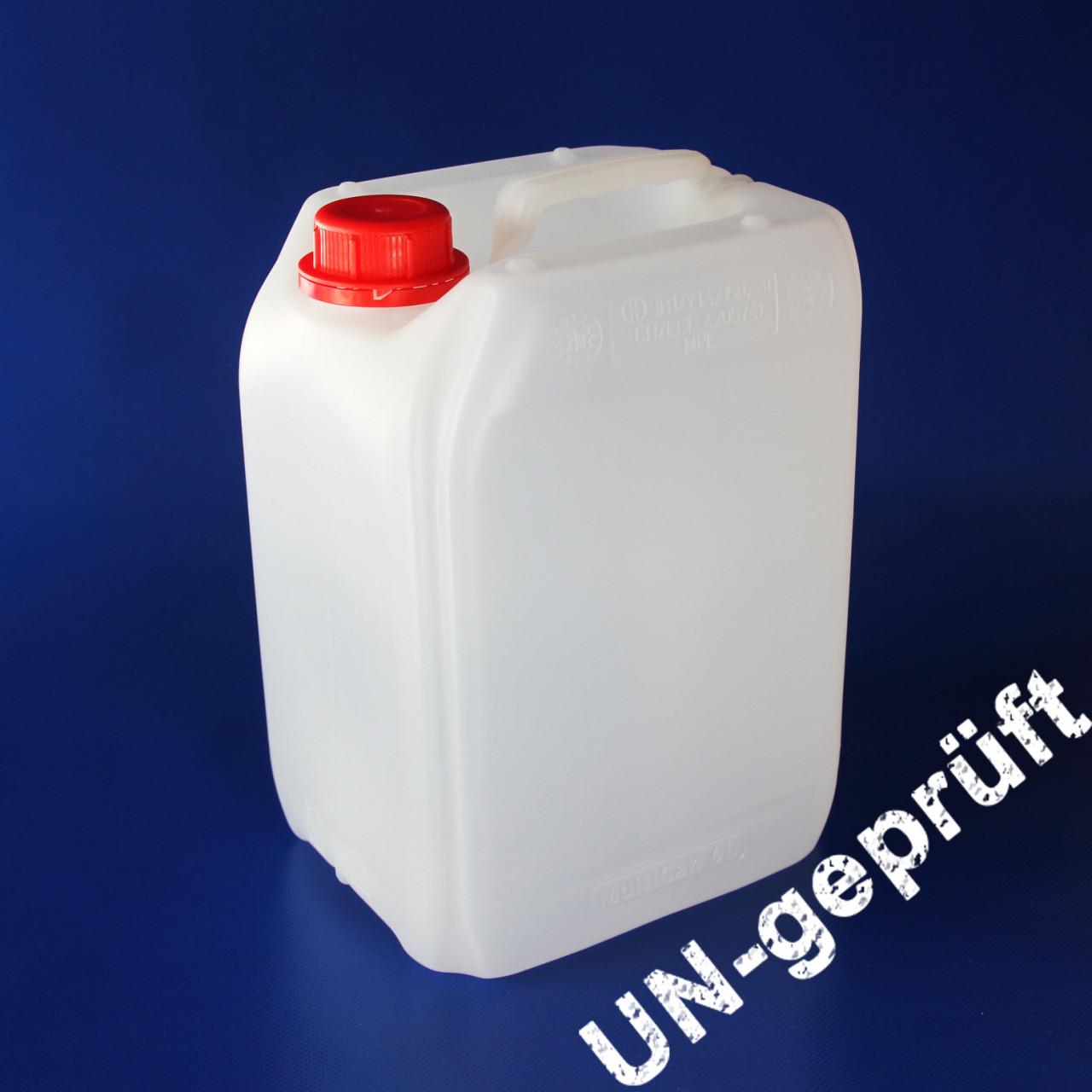Stapelkanister 6 Liter |UN-Zulassung