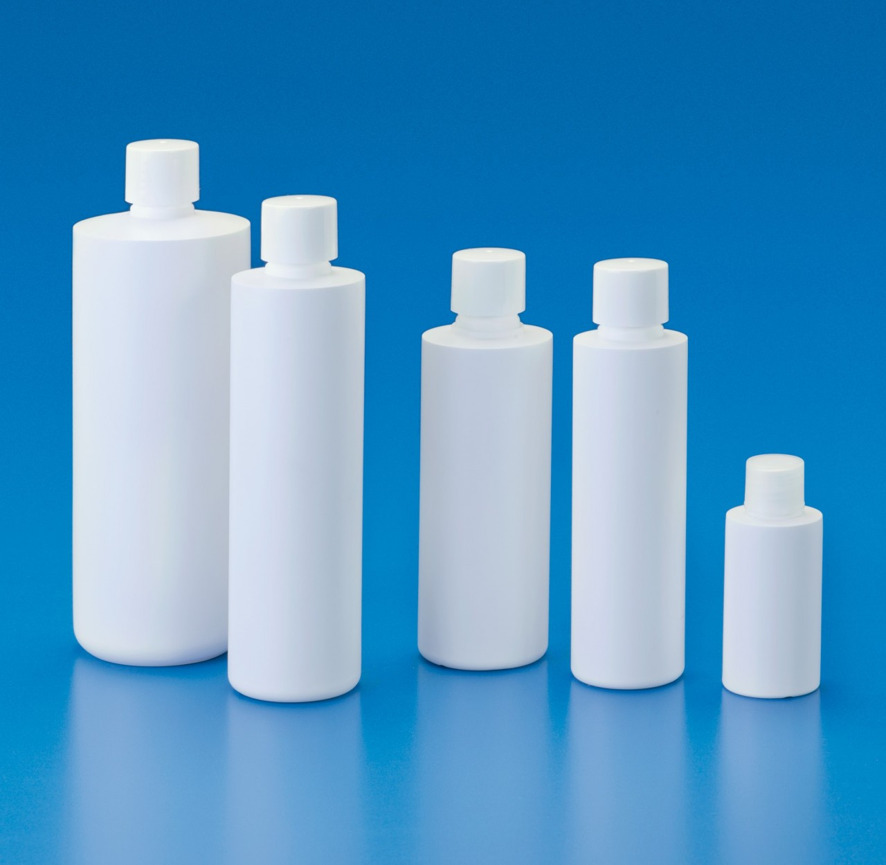 Rundflaschen NEW LINE|mit Spritzeinsatz