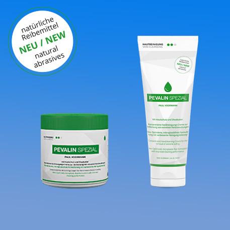 Handreinigungscrème PEVALIN |mit Hautschutz
