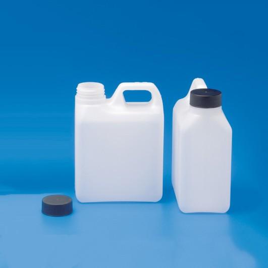Kanister  1 Liter, 122 x 70 x 168 mm