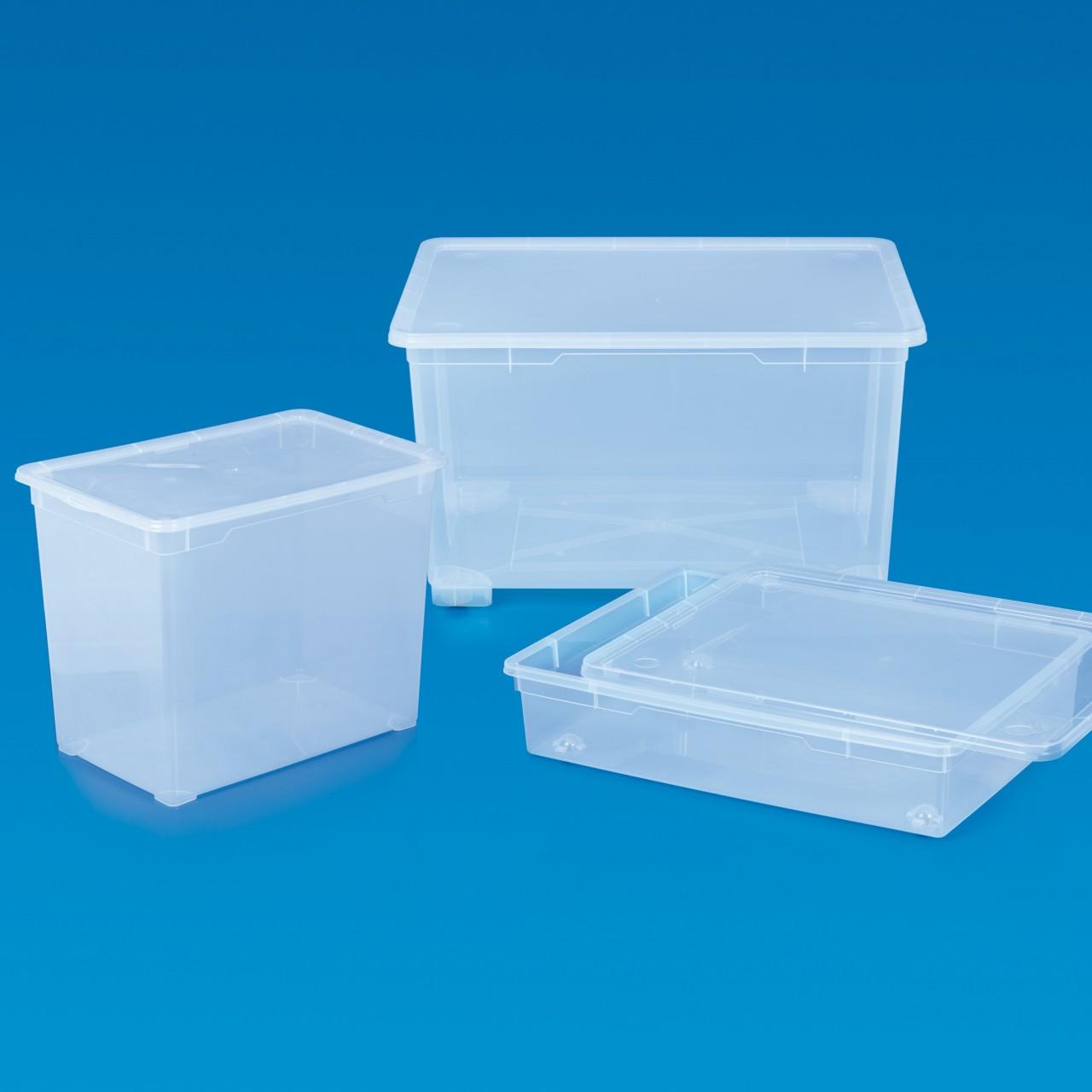 Clear-Boxen
